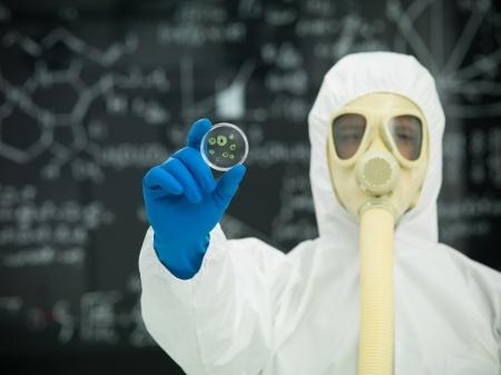detecting mold